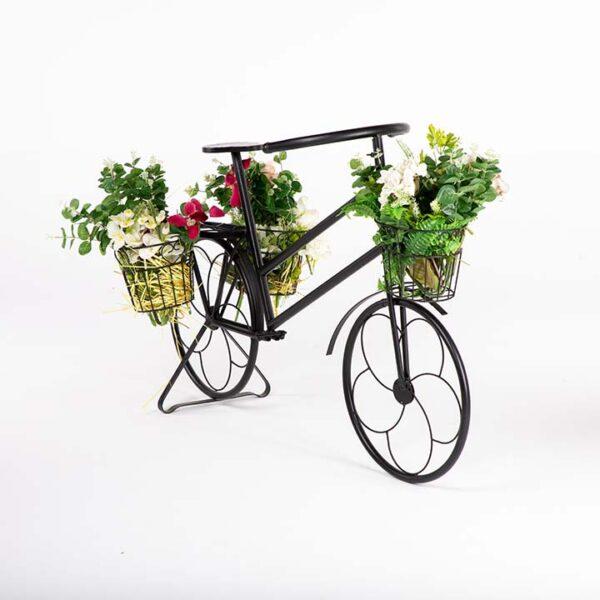 de035 bicyclette fleurie