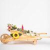 de036 charette fleurie cote