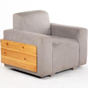 fauteuil confort couleur gris location
