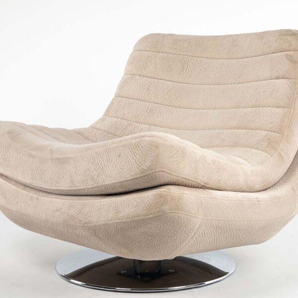 casper swivel armchair location zoom