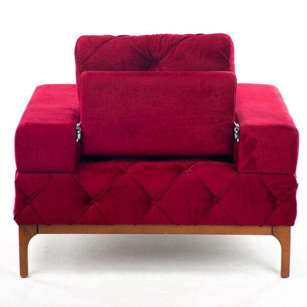 fauteuil 1 place salon lisa arriere location