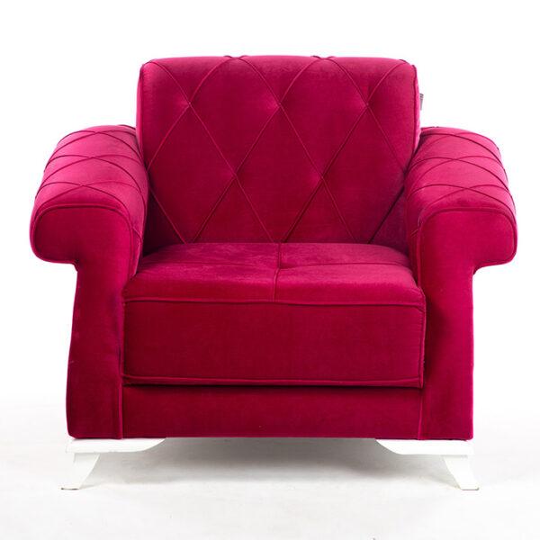 fauteuil 1 place salon chester face location