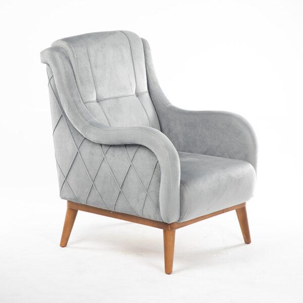 fauteuil 1 place salon enya