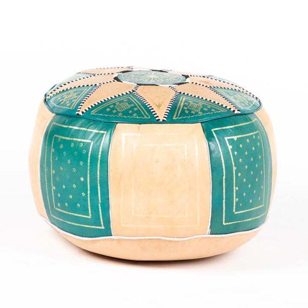 Pouf Mobilier artisanat marocain Location