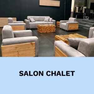 salon vip en bois location