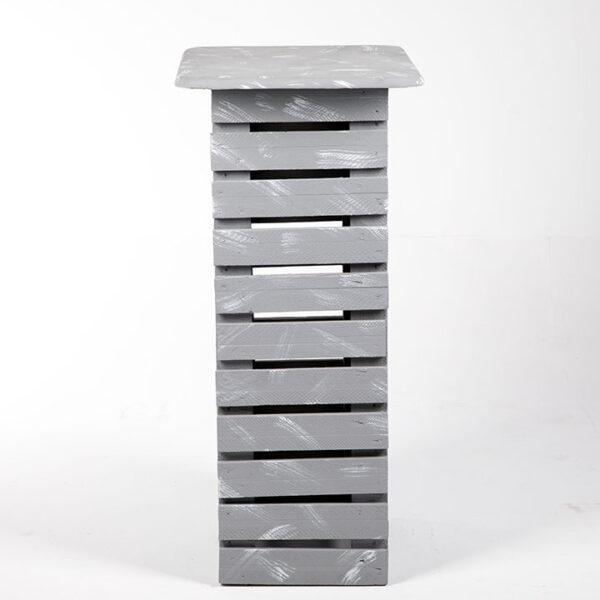 ta093bs table haute caisse bois cote