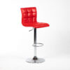 TB008RG tabouret rouge location tiers