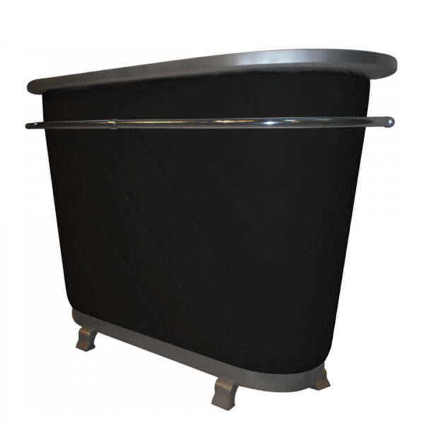 cb001nr comptoir bar noir