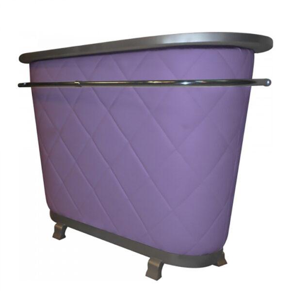cb001vl comptoir bar violet