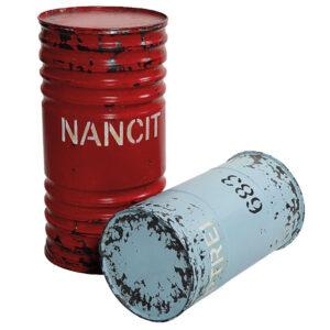 de023 futs en metal miniatures deco rouge