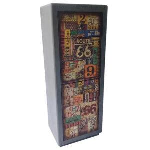 de043 retro vintage armoire usa