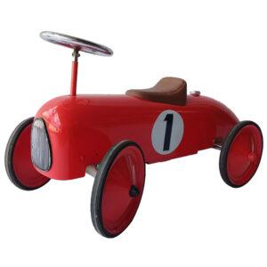 de060 voiture vintage deco rouge
