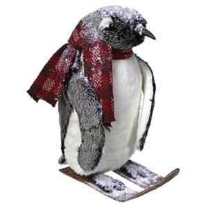 pingouin déco hiver noël location
