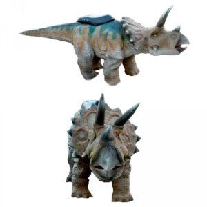 de075 dino triceratop walking location maroc