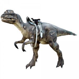 d077 trex dinosaure automate location maroc