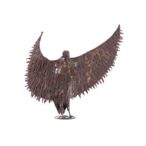 de093 sculpture aigle location