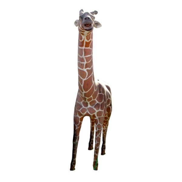 de135 girafe ride mouvement avec la tete