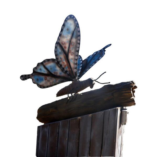 de143 papillon tronc arbre location automate