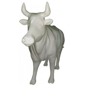 ep018 vache en polyester