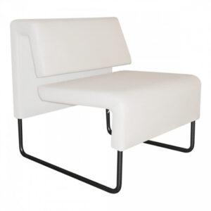 ft113bg fauteuil haworth cuir beige