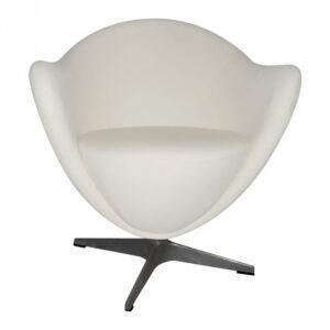 ft114bg fauteuil haworth cuir beige