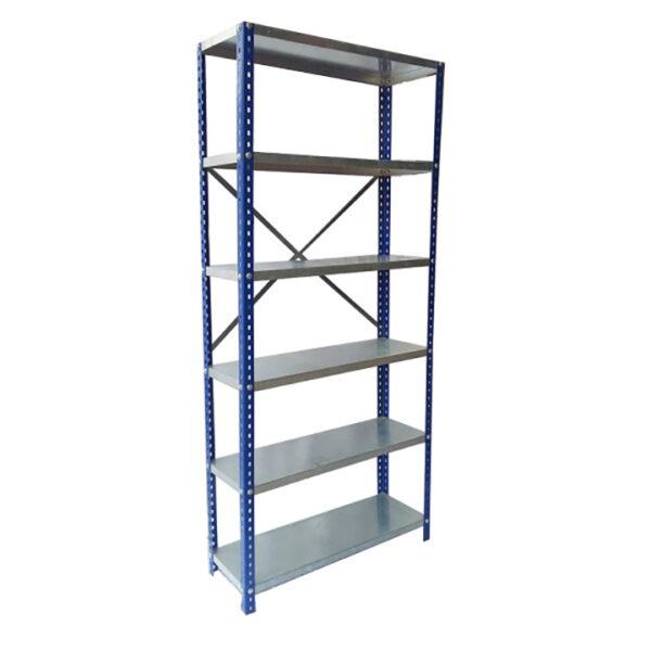 mb011 meuble de rangement a 6 niveaux