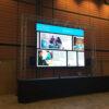 ecran geant led intérieur indoor location