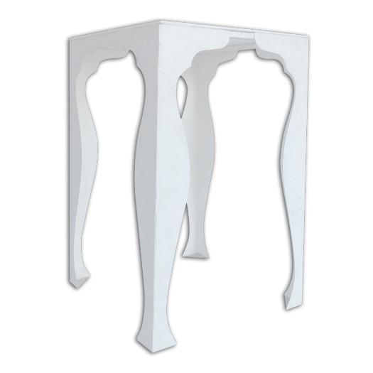 ta007nt table baroque structure metallique