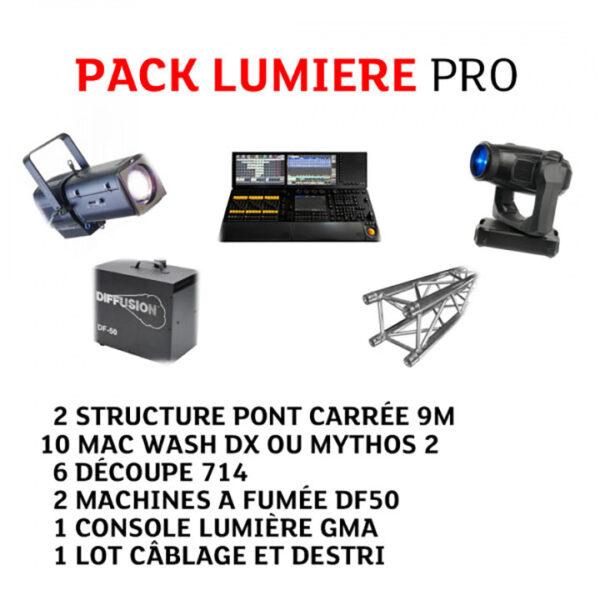 tk005 pack lumiere pro