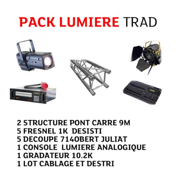 tk006 pack lumiere trad
