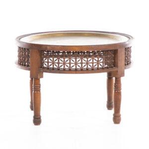 table déco artisanat marocain location