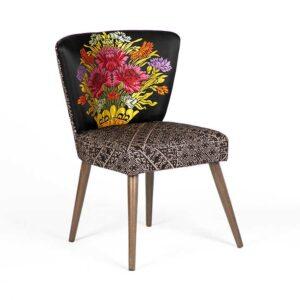 Chaise design artisanat marocain location Casablanca Marrakech Maroc